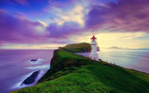 Reise auf die Färöer Inseln mit Hin- und Rückflug für 228€