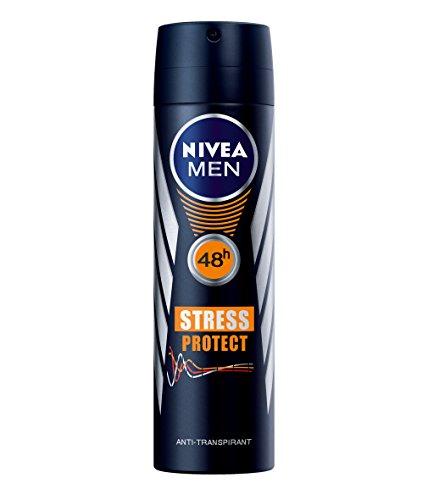 [Amazon Tagesangebot] Nivea Men Deo Stress Protect Spray, Antitranspirant, 6er Pack (6 x 150 ml)