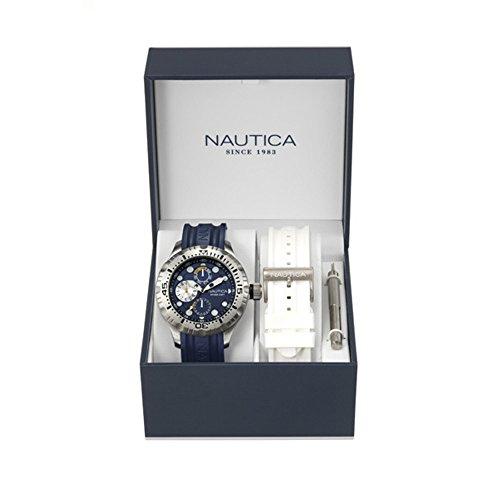 Nautica-Herren-Armbanduhr