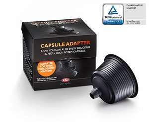 Kapsel-Adapter für Dolce Gusto® Maschinen @Amazon Blitzangebot 5,99€