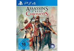 (MediaMarkt) Assassin's Creed: Chronicles (PS4) für 13€