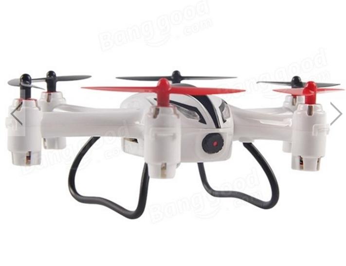 [Banggood] Wltoys q282j 2.4g 4ch 6axis mit 720P 2.0mp hd Kamera RC hexacopter RTF