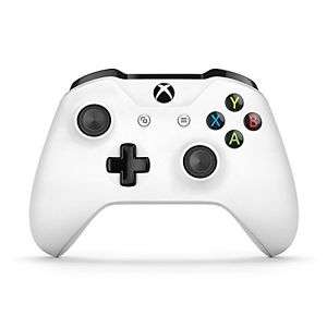 MICROSOFT XBOX ONE CONTROLLER WIRELESS HARBOR SNOWSTORM WEISS TEXTURED GRIP - refurbished - ab 8:00 Uhr - EBAY WOW
