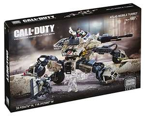 Mattel Mega Bloks CNG85 - Call Of Duty - X4 Walker - versandkostenfrei bei Amazon
