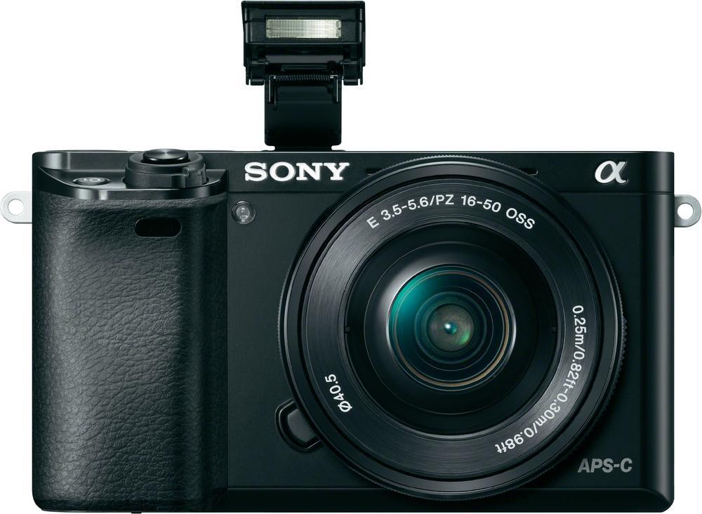 [Digitalo] Sony Alpha 6000 black Kit inkl SELP1650 mit 4 Jahre Garantie