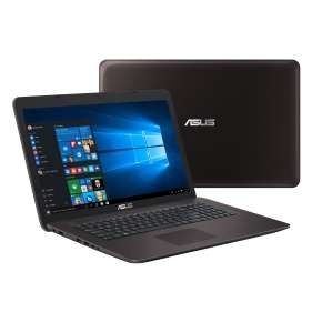 "[CSV] Asus X756UQ-TY204T / 17,3"" HD+ / Intel Core i5-7200U / 8GB RAM / 1000GB HDD / GeForce 940MX / Windows 10"