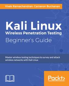 [packtpub] Kali Linux Wireless Penetration Testing: Beginner's Guide