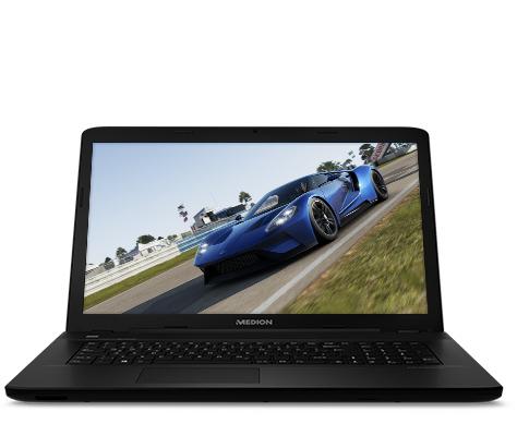 Notebook 16GB RAM, 256GB SSD + 1TB HDD, Intel Core i7 - Aldi Süd