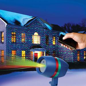 Star Shower Motion inkl Fernbedienung Laser Strahler / ebay-wow / 89,90€ VKF