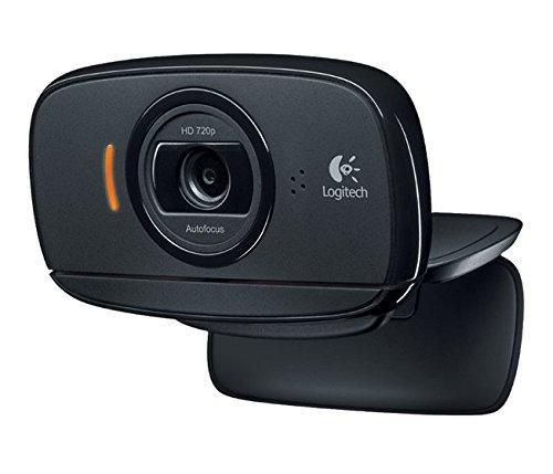 Logitech C525 HD Webcam schwarz für nur 29,00€ / PVG: ca. 42,00€