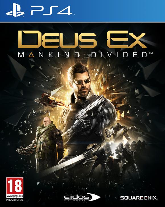 Deus Ex: Mankind Divided Day One Edition (PS4) für 22,54€ Inkl. VSK (Base.com)