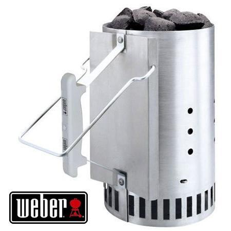 Weber Grill Anzündkamin 7416
