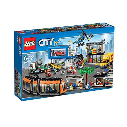[Amazon.uk PRIME] LEGO Angebote - LEGO 60097 Stadtzentrum für 84 EUR und LEGO 42056 Porsche 911 GT3 für 199 EUR