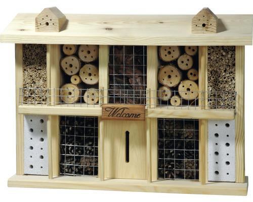 [Hornbach] Diverse Insektenhotels im Abverkauf ab 15 €