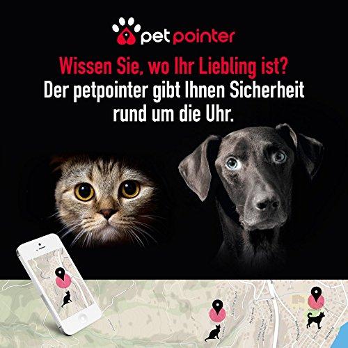 30€- Direktabzug für jede petpointer - Bestellung bei Amazon (Händler: Tierglück24)