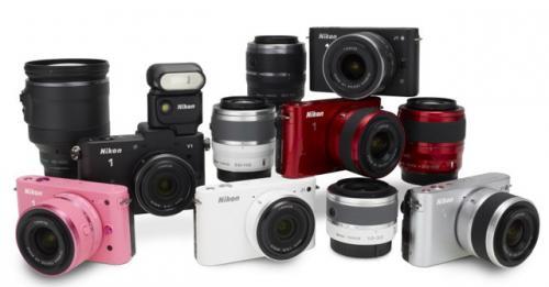 50€ CashBack auf alle Modelle der Nikon 1 Systemkameras