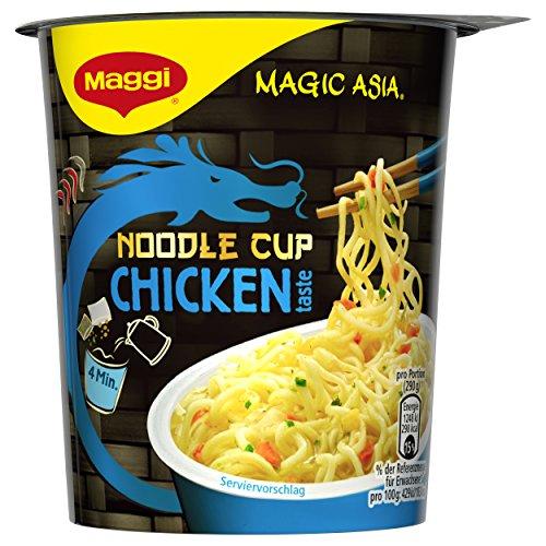 Penny - Maggi Asia Noodle Cup für 0,29€ ( Angebot + Scondoo )