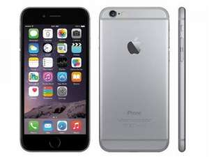 Apple iPhone 6s 128GB sehr gut spacegrau [smarter-phones]