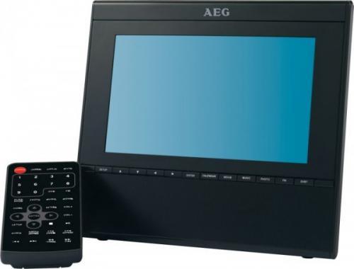 "AEG CTV 4910 7"" LCD Fernseher mit DVB-T"