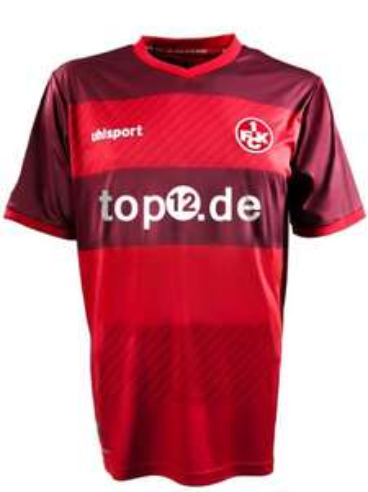 Uhlsport 1. FC Kaiserslautern Heimtrikot 2016/2017 für 29,12€ bei top12