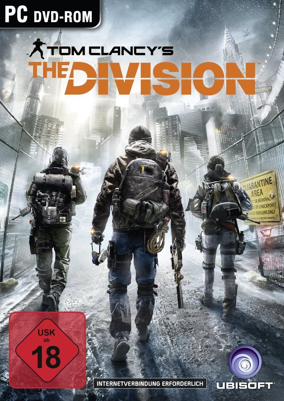 """""""The Division"""" (PC) ab morgen bis 18.12. kostenlos spielbar [Ubisoft / Steam]"""