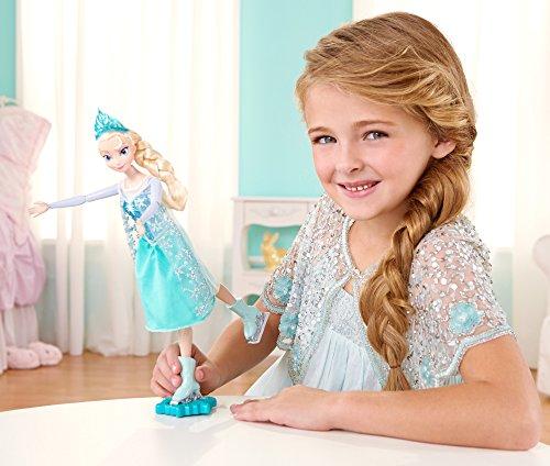 Disney Princess - Eisläuferin Elsa Puppe für 11,91€ mit [Amazon Prime] statt ca. 22€