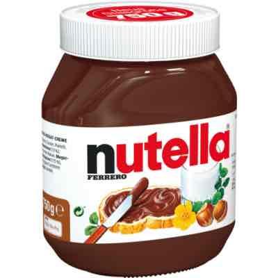 Edeka Online Shop Nutella 800g für 48 Cent + 4,90€ VSK