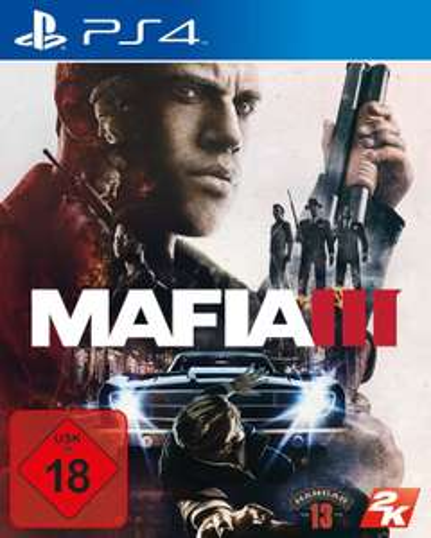 Mafia 3 (PS4 / XBO) für 25€ versandkostenfrei [Saturn]