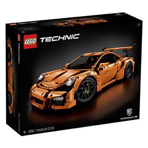 [Real] LEGO Technic 42056 - Porsche 911 GT3 RS für 217,-