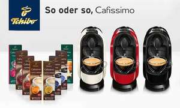 Cafissimo Pure +  80 Kapseln für 29,95€ + 2,99€ Versand