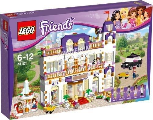 (KARSTADT Offline) LEGO Friends 41101 Heartlake Hotel / Großes Hotel