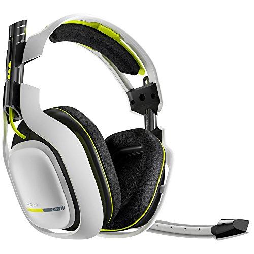 Astro Gaming A50 Wireless Headset - White (Gen 2) Amazon UK