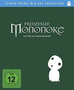 [amazon Prime] [Blu-ray] viele Studio Ghibli Filme ab 11,97€ Mononoke, Chihiro, Schloß im Himmel, Die letzten Glühwürmchen