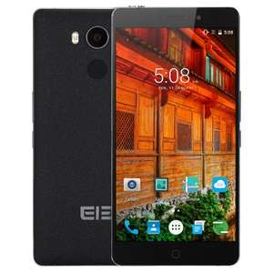 "[GearBest] Und nochmal Elephone P9000 BLACK 5.5"" Android 6.0 MTK6755 LTE inkl. Band 20 4GB RAM 32GB ROM"
