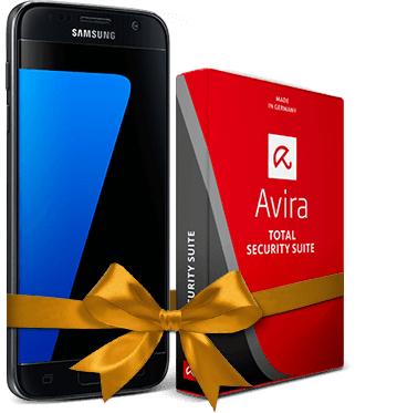 Avira Xmas-Bundle [Galaxy S7] [Antivirus] [VPN] nur auf 200 Stück limitiert