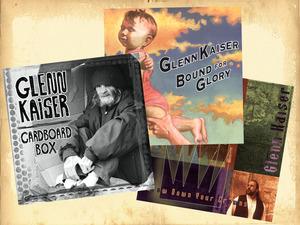 Grrr Records X-Mas Giveaway:Glenn Kaiser (13 Alben)