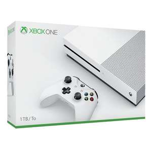 Xbox One S 1TB Konsole 249,00 € statt 349,00 € UVP [amazon]