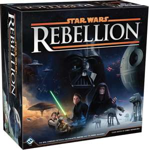 Star Wars Rebellion Brettspiel (Deutsche Version) für 69,99€ Inkl. VSK (gameware.at)