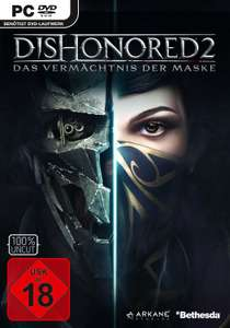 Dishonored 2 (PC Steam) für 23,99€ (gamesdeal.com)