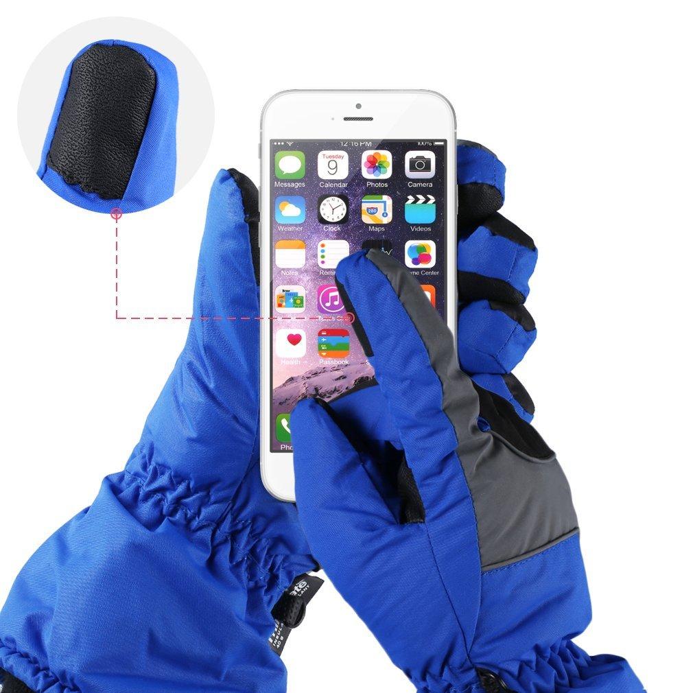 Winter Handschuhe (Wasserdicht is 3000mm) mit 3M Thinsulate Material für 16,59€