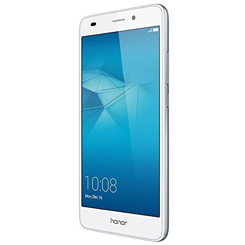 Honor 5C LTE + Dual-SIM (5,2'' FHD IPS, Kirin 650 Octacore, 2GB RAM, 16GB eMMC, 13MP + 8MP Kamera, 3000mAh, Android 6) für 149€ [Amazon]