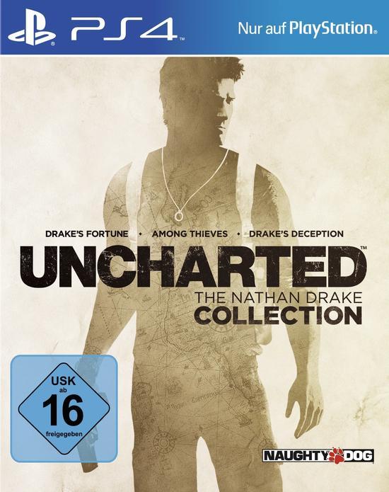 [Gamestop offline] Einige Spiele reduziert u.a. Uncharted The Nathan Drake Collection - 9,96€ uvm. für alle Konsolen