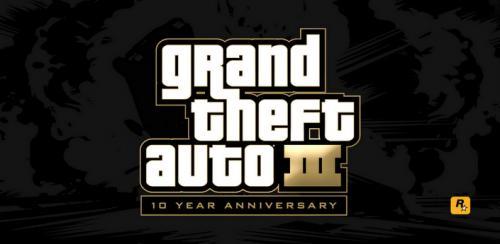 Grand Theft Auto GTA III für Android nur 0,94€