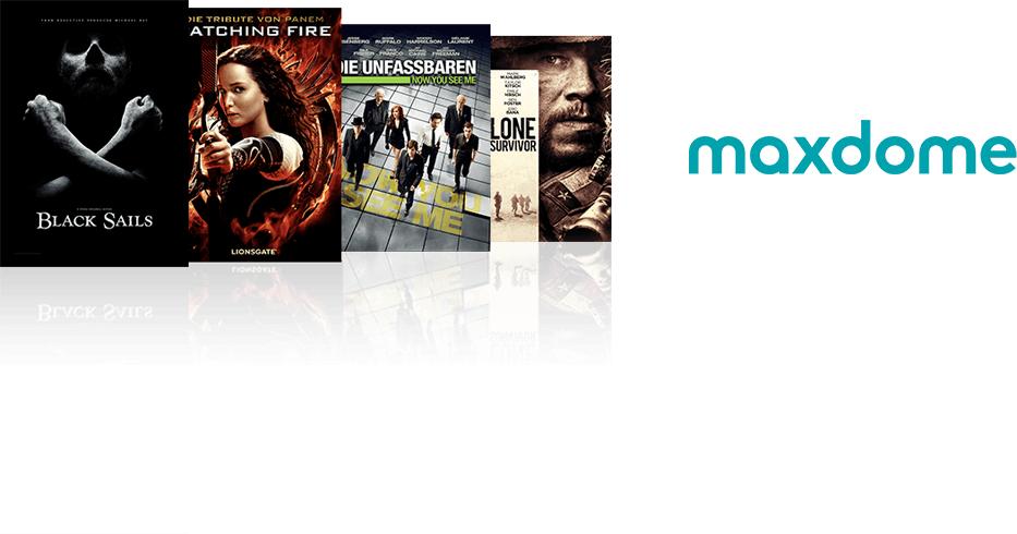 Maxdome 3 Monate kostenlos für PS+ Nutzer oder 7,99 € für Neukunden via PSN