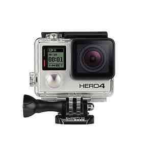 GoPro Hero 4 Silver (Generalüberholt) für 219,90€ bei eBay