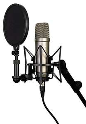 Großmembran Mikrofon Rode NT-1A