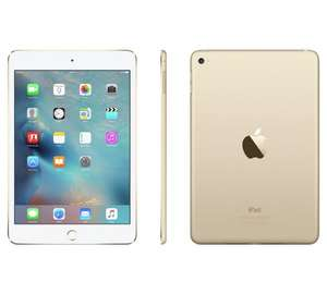 Apple iPad Mini 4 64GB Wifi Gold bei Viking.de