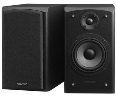 Kenwood LS-K731-B 2.0 Regallautsprecher (2x 50 Watt) schwarz Paar für 47,40?€ [Amazon.it]