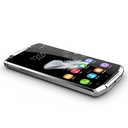 OUKITEL K10000 10000mAh 5.5 Zoll 4G LTE Smartphone Quad Core, 13MP 2GB RAM 16GB ROM
