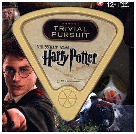 Trivial Pursuit - Die Welt von Harry Potter für 14,95€ *UPDATE*